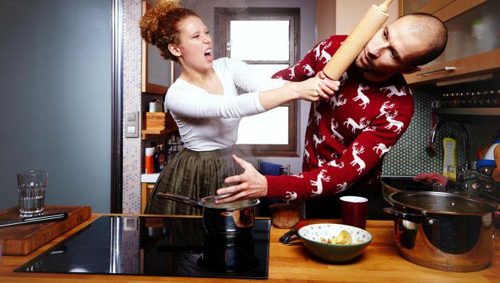 Koken met partner